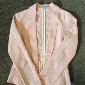 Pretty Pink Blazer